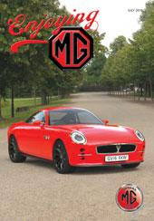 Enjoying MG July 2016